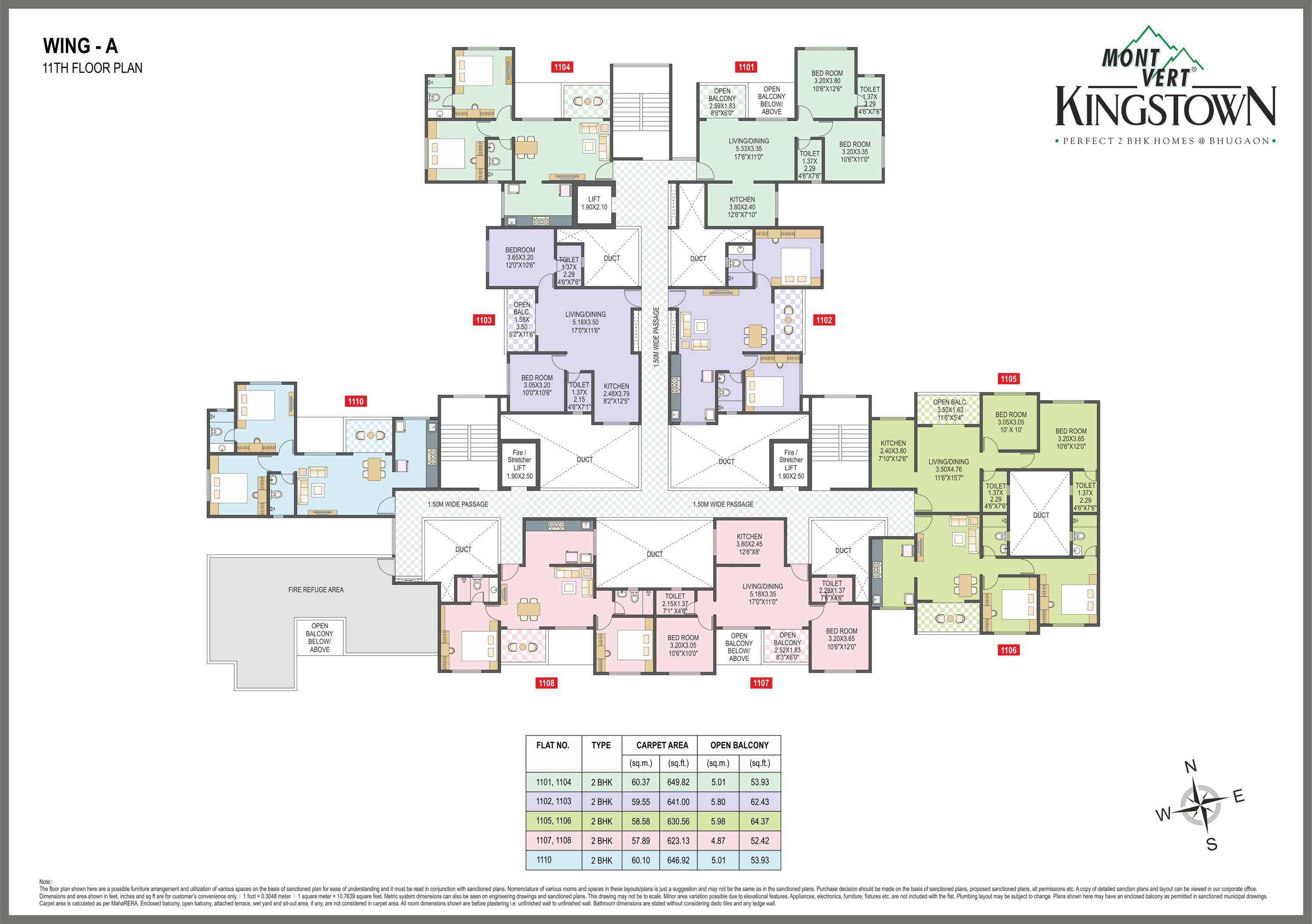 2-bhk-flats-for-sale-in-bavdhan-pune-mont-vert-kingstown- fire-11th
